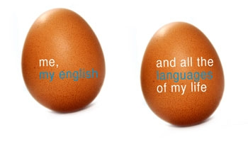 Me, my English and all the languages of my life