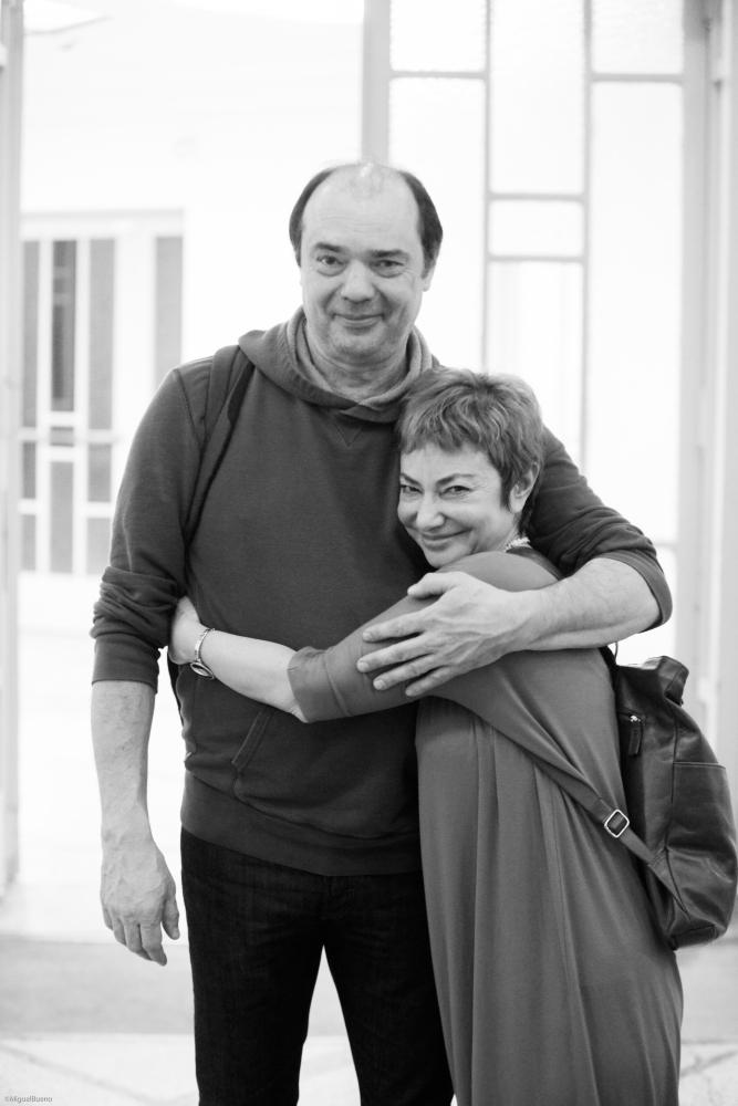 Zlatina Rousseva et Lubomir Gueorguiev