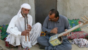 An Old Melody from Baluchistan